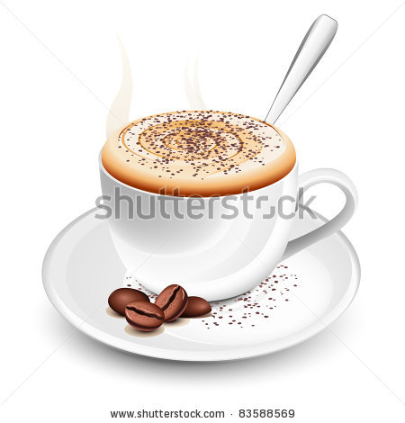 stock-vector-cup-of-hot-coffee-with-foam-and-spoon-83588569 (450x470, 30Kb)