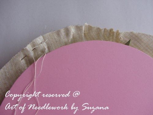 用彩带来做立体刺绣花:8 挂饰  (大师班) - maomao - 我随心动