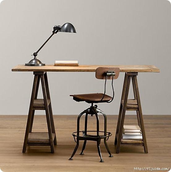 Sawhorse-Trestle-Desk (553x557, 112Kb)