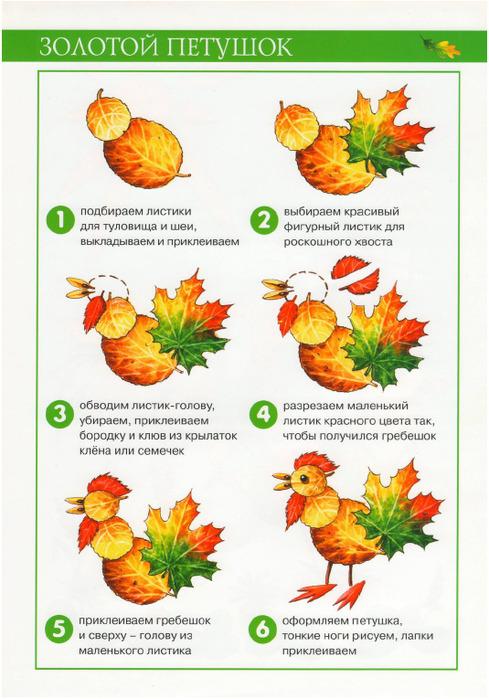 0). Осень - чудесное время для поделок из листьев.  Вот несколько идей для творчества для самых маленьких и не только.
