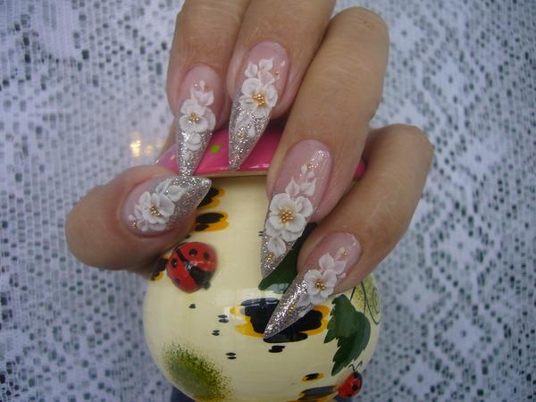 Рисунки на ногтях что значат
