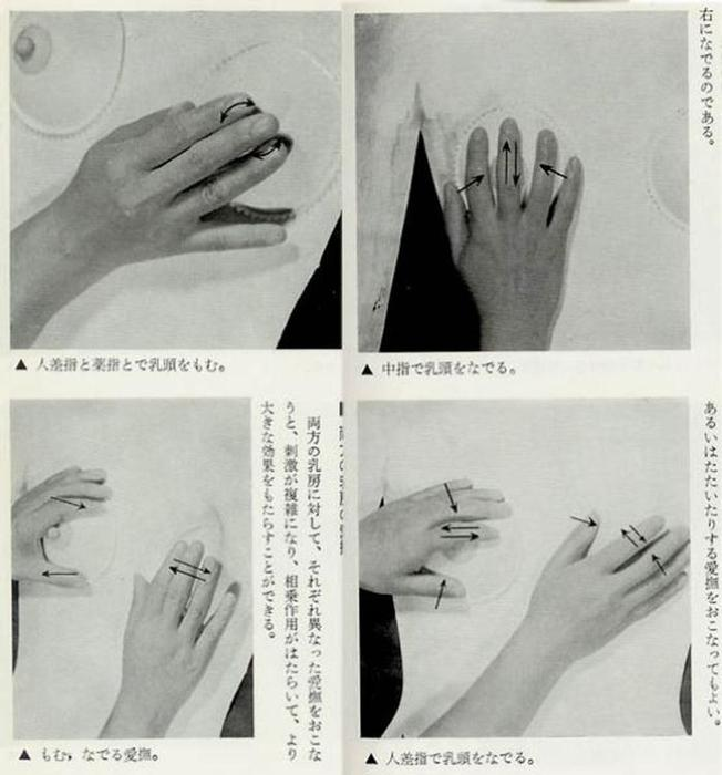 1960s Japanese Sex Guide.