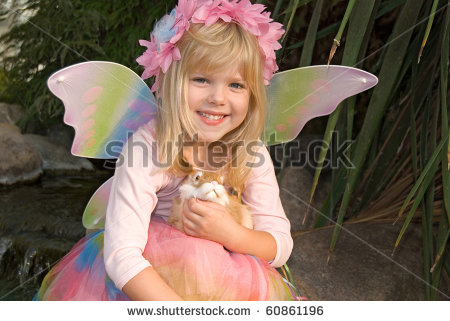 stock-photo-little-girl-with-fairy-wings-and-bunny-60861196 (450x321, 44Kb)