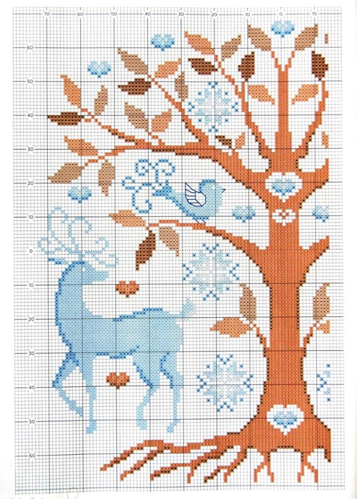 "Источник:""Cross Stitcher"" №257"