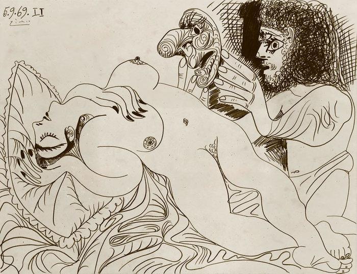 Рисованное порно художников — photo 9