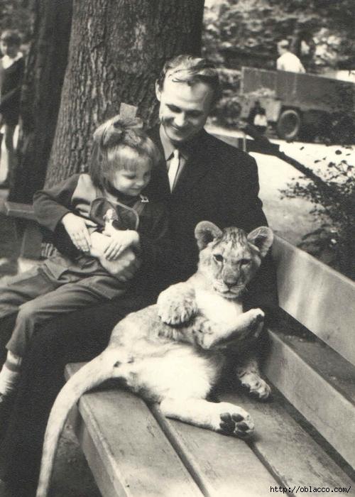 зоопарк Лейпциг