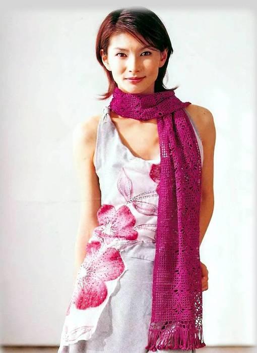 Схема вязания японских журналов фото 481