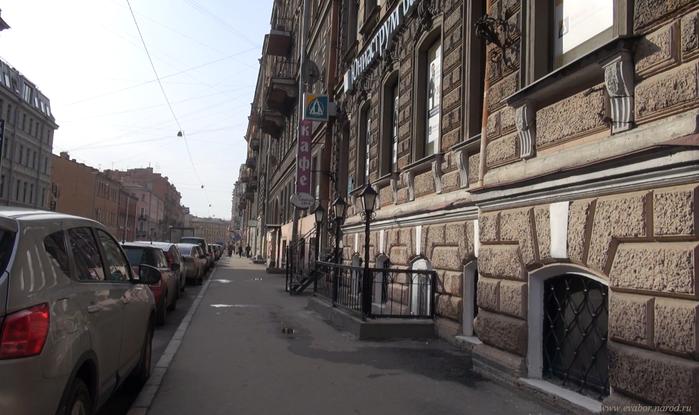 «Три судьбы» или «Кругосветка в Петербург» - моё безоблачное детство у любимых бабушек Ани и Розы на ул. Марата, 35