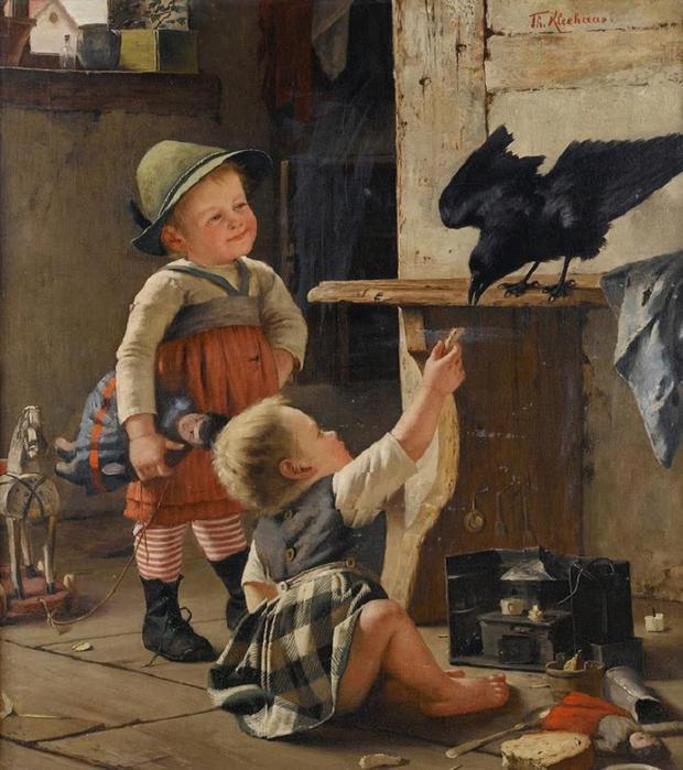 Theodore Kleehaas (1854-1929) (620x700, 67Kb)
