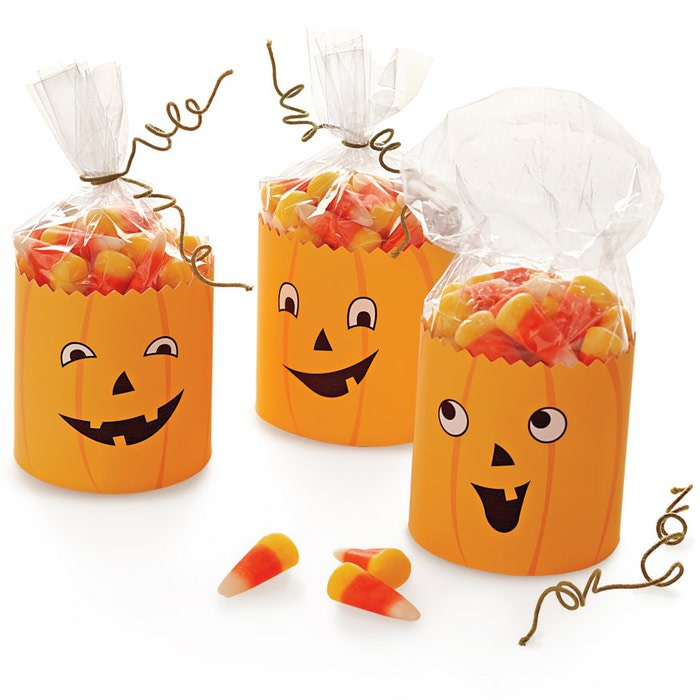 Подарки своими руками на хэллоуин
