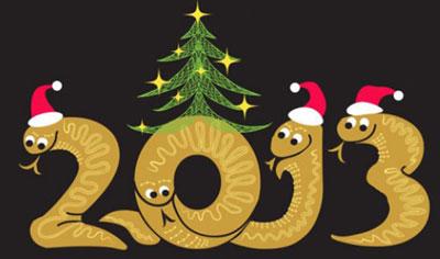 Какие сувениры дарить на Новый 2013 год?