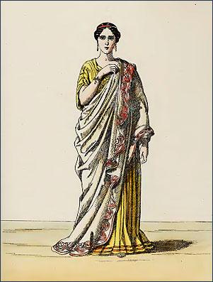 Костюм Древней Греции
