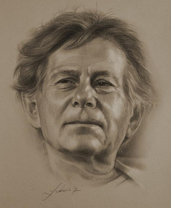 портреты простым карандашом16 (574x700, 231Kb)