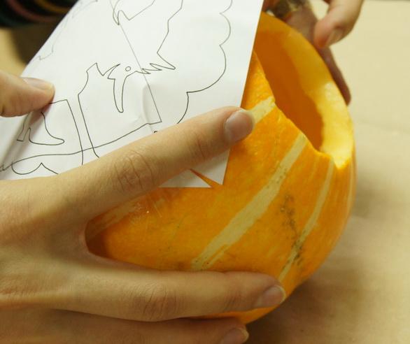 Мастер-класс к Хеллоуину: делаем фонарь Джека. - Мастер-классы - КультурМультур