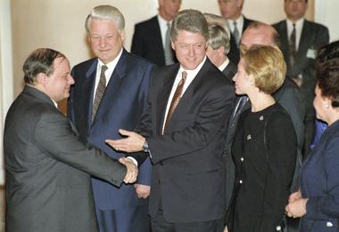 Ельцин-Клинтон (380x261, 119Kb)