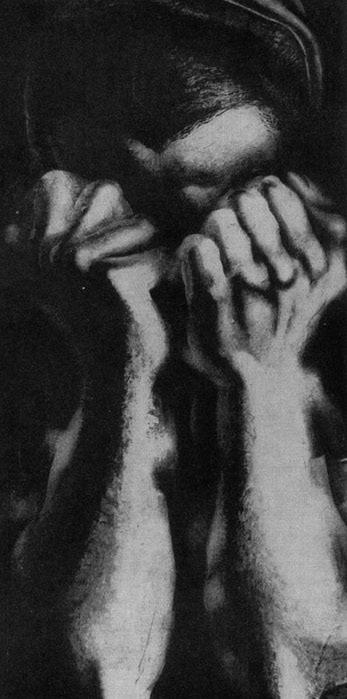 Давид Альфаро Сикейрос. Рыдание (347x700, 48Kb)
