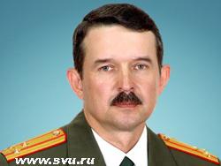 генерал-майор Михаил Смислов