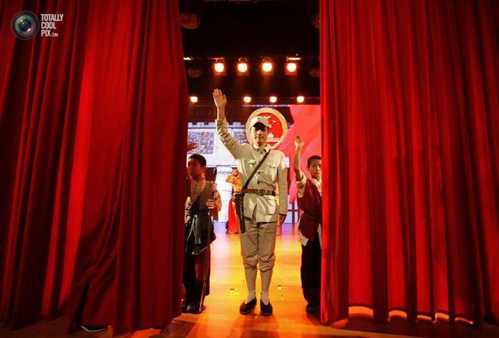 Ролевой лагерь в Китае Фотографии