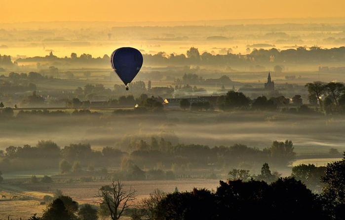 Стратостаты, воздушные шары и шарики со всего мира
