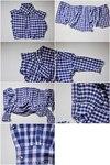 7 апр 2011 Было так - стало этак: Мастер класс по переделке мужской рубашки в детское платьице - под катом...