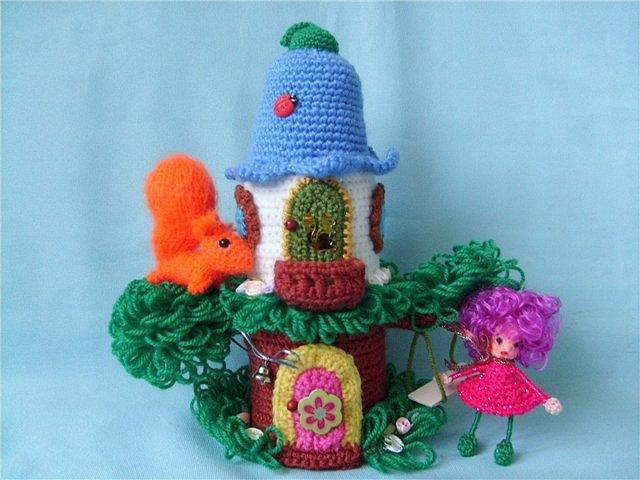 针织房屋:一个非常美丽的彩虹谷 - maomao - 我随心动