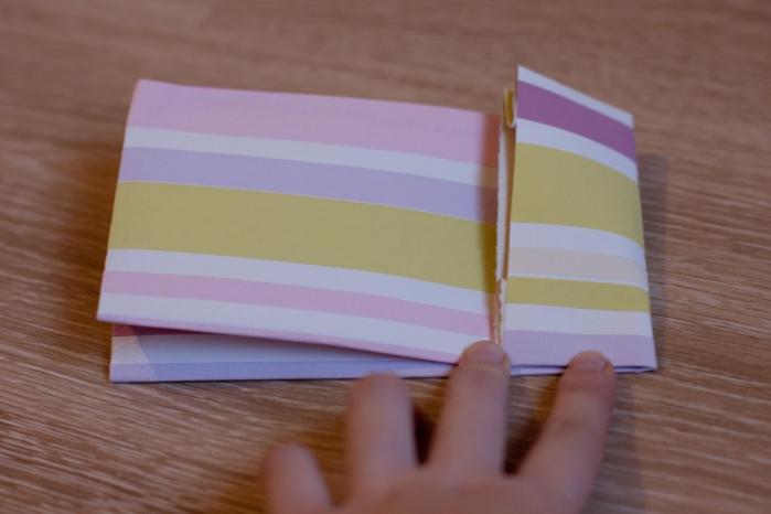 Пакетики из бумаги видео