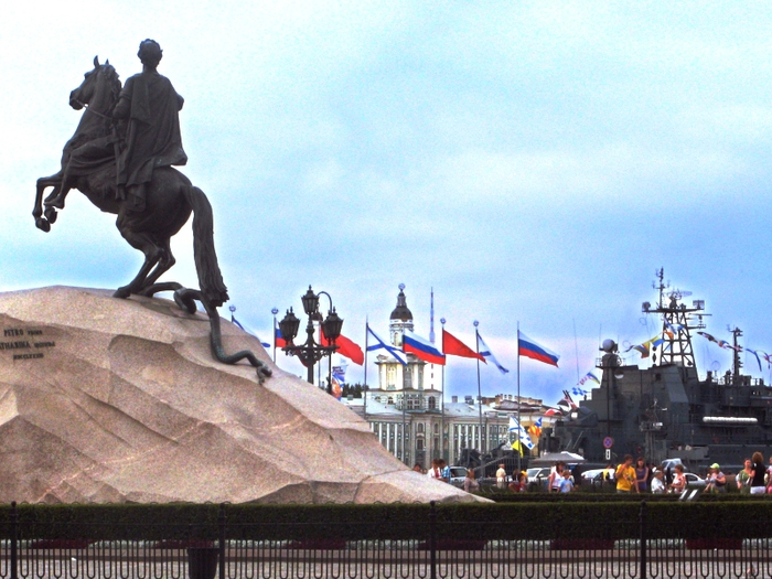 4498623_Bronze_Horseman_and_Day_of_Navy_in_Saint_Petersburg (700x525, 278Kb)
