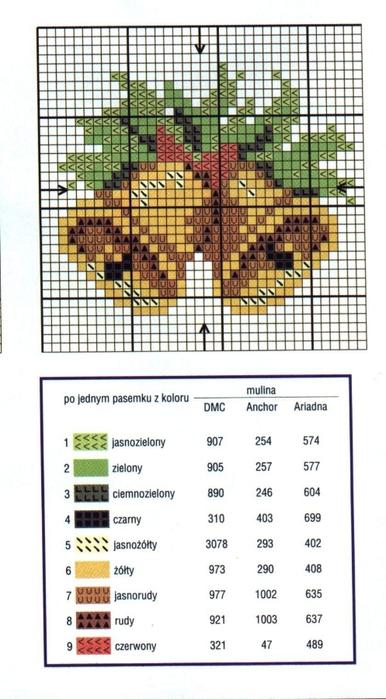Новогодняя атрибутика (схемы для вышивки) novyiy-god-vyichivka-7 - Изделия из Бисера.