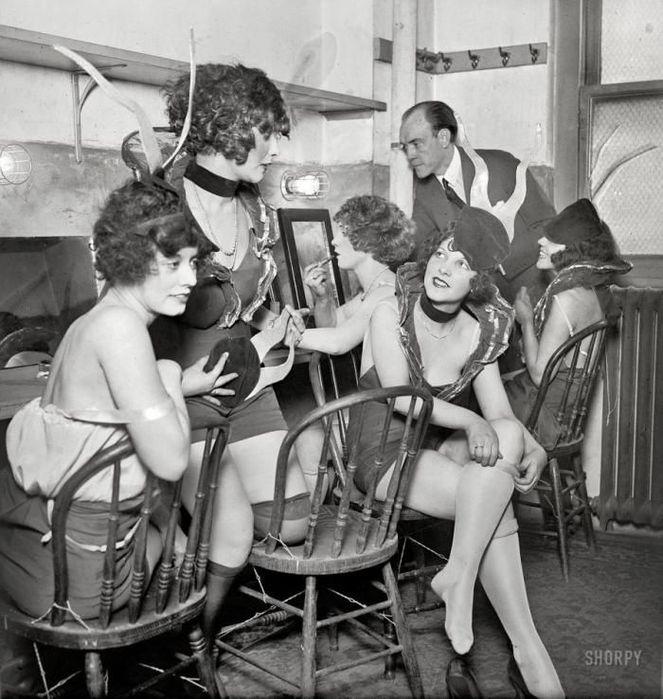 Проститутки москвы в начале 20 века