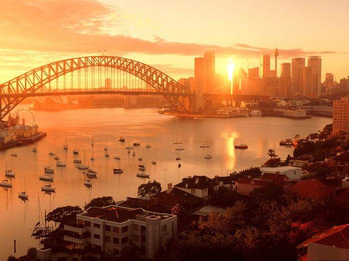 Фото Сидней Австралия 01 (700x525, 58Kb)