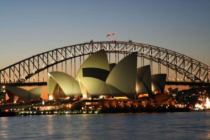 Фото Сидней Австралия 18 (700x465, 52Kb)