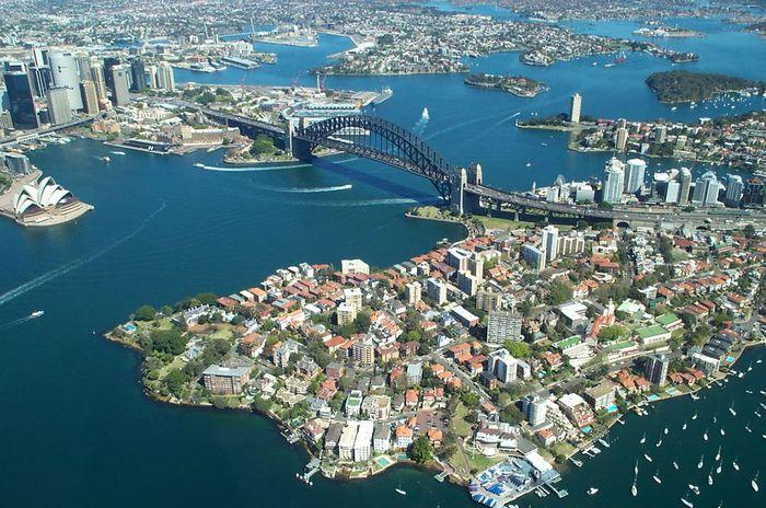 Фото Сидней Австралия 20 (700x464, 98Kb)