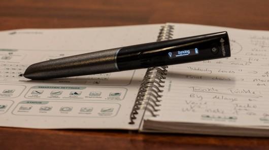 Sky Wi-Fi Smartpen ручка прикольный гаджет (530x296, 31Kb)