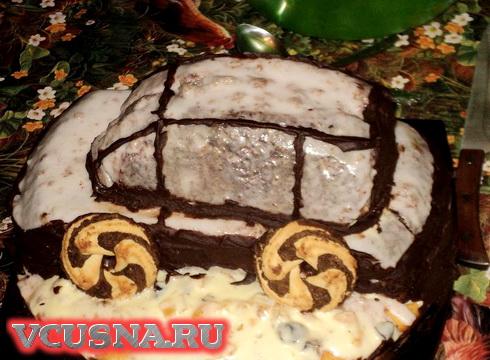 рецепт торта за 5 минут