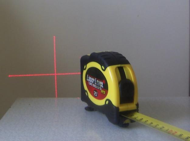Лазерная нивелир своими руками