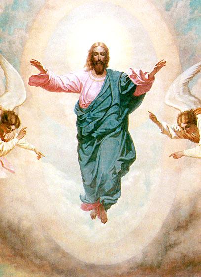 Иисус грядет (407x560, 78Kb)