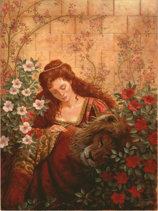 Beauty and the Beast (526x700, 86Kb)