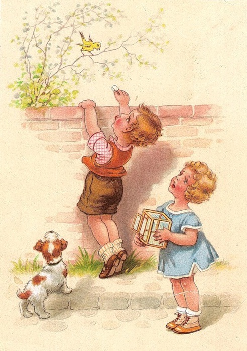 Каталог старинных открыток, антикварных открыток