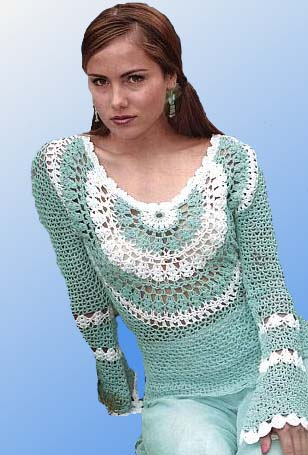 Вязание для женщин вязание Вязание крючком схемы и модели вязаные кофты вязание для.  22 января 2012.