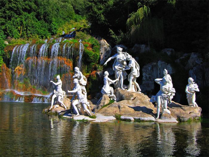 Парк Казерты (700x525, 222Kb)