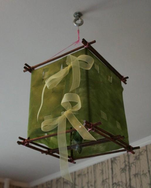 Китайские фонарики своим руками мастер класс