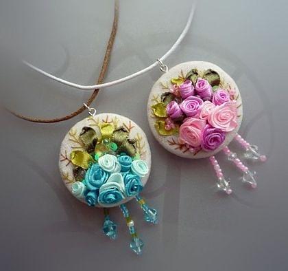 刺绣的装饰物 - maomao - 我随心动