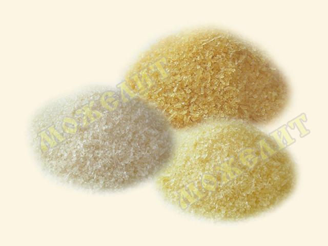 Большинство женщин используют желатин только для приготовления желе и залив