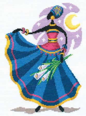 Наборы для вышивания Panna (Панна) - Национальные мотивы.