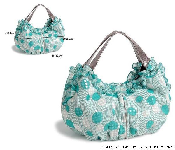 Комментарий: сумки своими руками выкройки, выкройка сумки, как сшить.