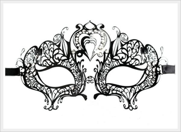 Трафарет для маски своими руками