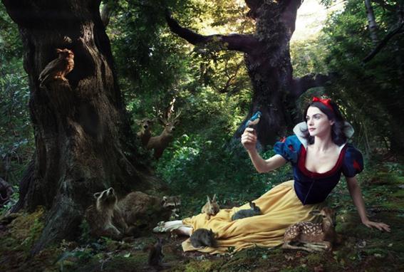 5 малоизвестных версий известных детских сказок