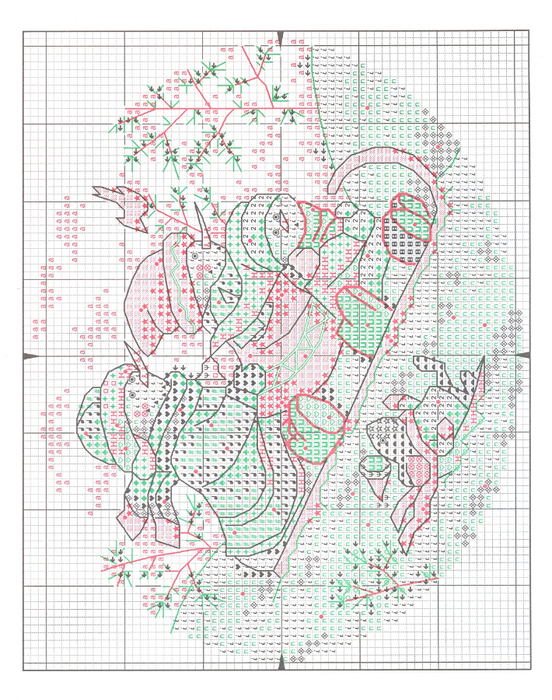 Playful  Snowmen  Ornaments (6) (552x700, 566Kb)