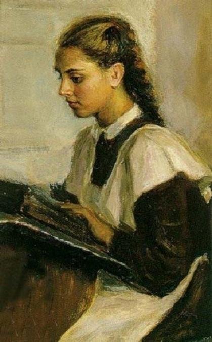 71481715_Nikolai_Polyankov_Russian_artist_Girl_Reading (419x675, 99Kb)