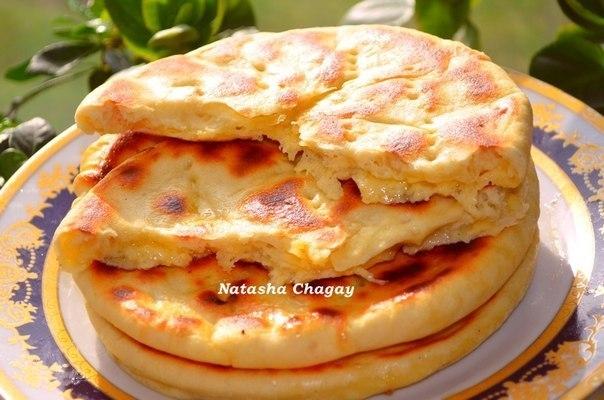 Хачапури с творогом рецепт с фото